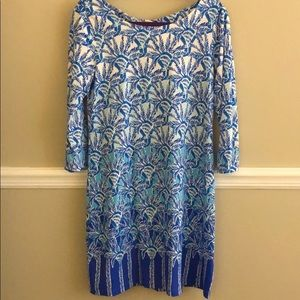 Lilly Pulitzer Bay Dress Size S